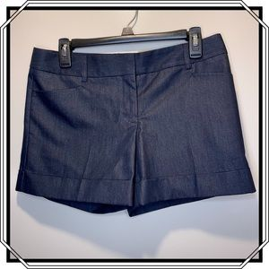 NWT EXPRESS Shorts in Charcoal Size 4